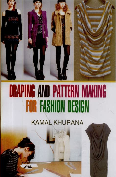 draping for apparel design draping and pattern for fashion design buy