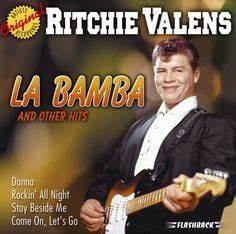 Donna Fischer and Ritchie Valens | Vintage Everything ...