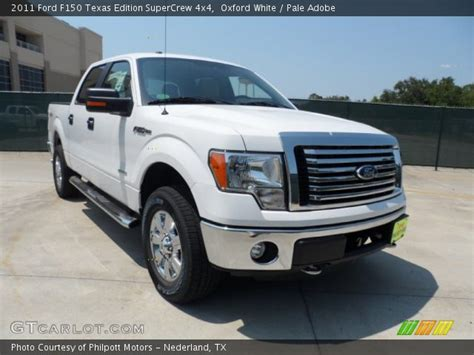 2011 Ford F150 Texas Edition Supercrew 4x4