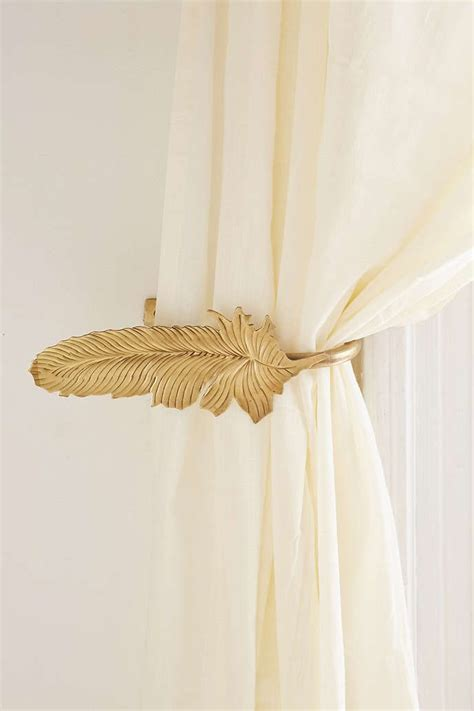 25 best ideas about curtain ties on diy