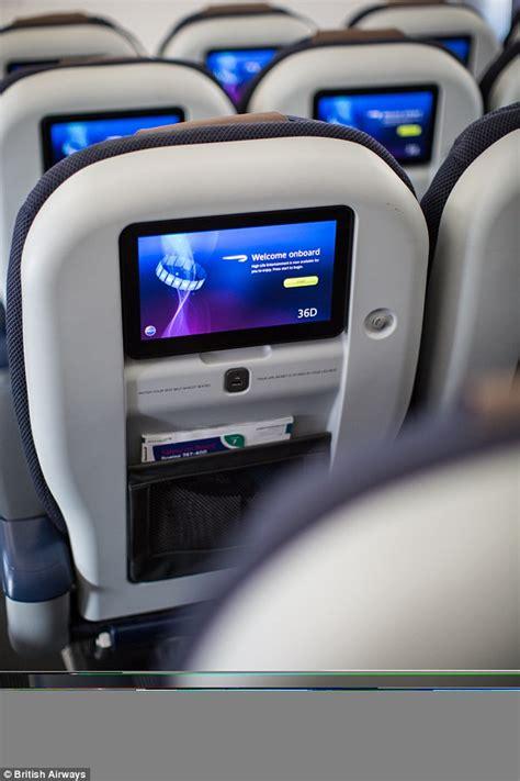 British Airways' new Boeing 747 interior upgrade revealed