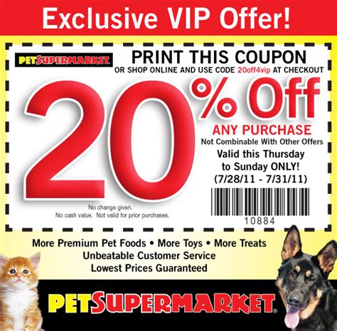 pet supermarket coupon 2017 2018 best cars reviews