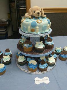 puppy themed baby shower puppy theme baby shower cake baby shower desserts
