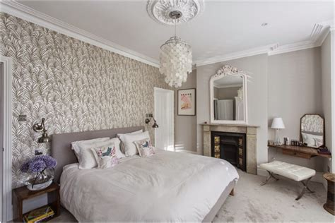 master bedroom victorian terrace  london laura butler