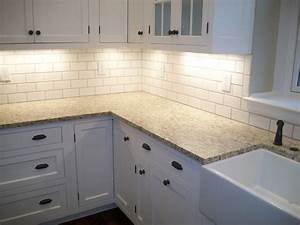 top 18 subway tile backsplash design ideas with various types With kitchen tile ideas for the backsplash area