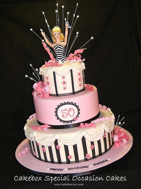 barbie  birthday   beautiful cakes barbie