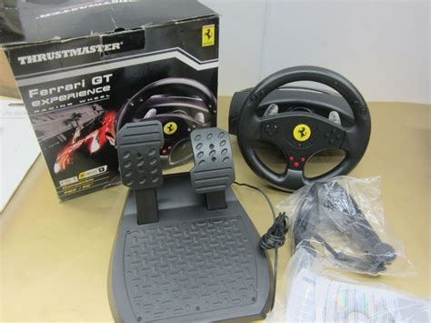 Passion, performance, innovation and quality. Super Car: Thrustmaster Ferrari Gt Experience Racing Wheel Compatible Games