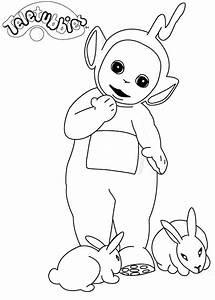 Teletubies Disegni Per Bambini Da Colorare