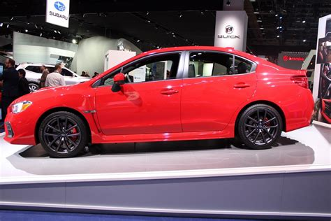 Subaru Wrx Upgrades by The Best Get Better As Upgrades Dominate Subaru Wrx And