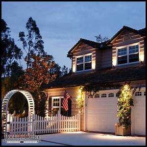 All in one outdoor lighting kits