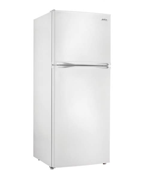 Apartment Size Refrigerator With Freezer by Sbff100c1w Sunbeam 9 9 Cu Ft Apartment Size