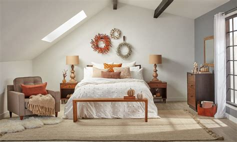 Fall Bedroom Ideas For A Cozy Autumn Refresh-overstock.com
