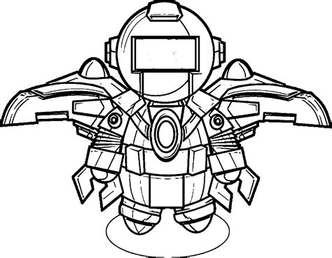 coloring pages robot coloring home
