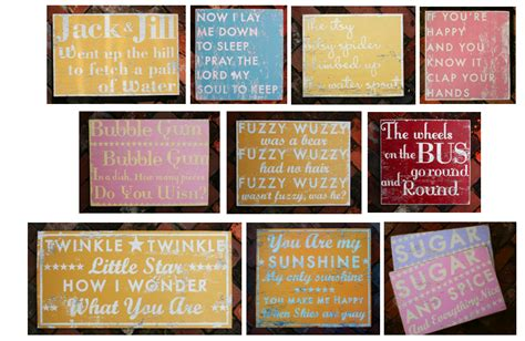 Fun Signs For Kids Rooms From Go Jump