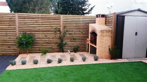 decoration murale pour cuisine aménagement d 39 un jardin avec terrasse en bois composite et