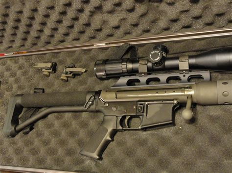 50 Bmg For Ar 15 For Sale by Zell Custom Tactilite 50 Bmg Ar 15 18 Quot For Sale