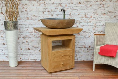 Holz massiv badezimmer waschbeckenunterschrank waschbeckenschrank badschrank. Waschtisch Teak Holz Massiv Wurzelholz Waschtischplatte Waschbeckenunterschrank | eBay