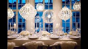Best Winter party decorating ideas - YouTube
