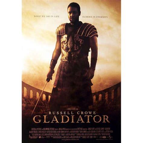 Gladiator - Movie Poster / Print (Regular Style - What We ...