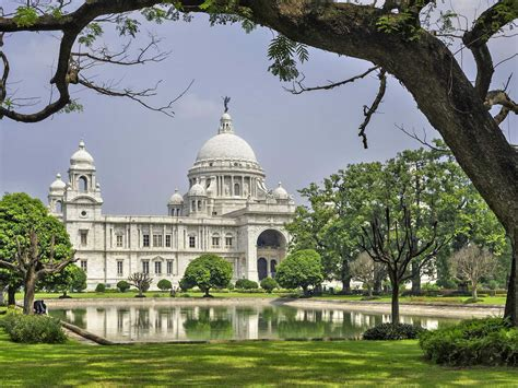 The Victoria Memorial is a monument in the city of Kolkata