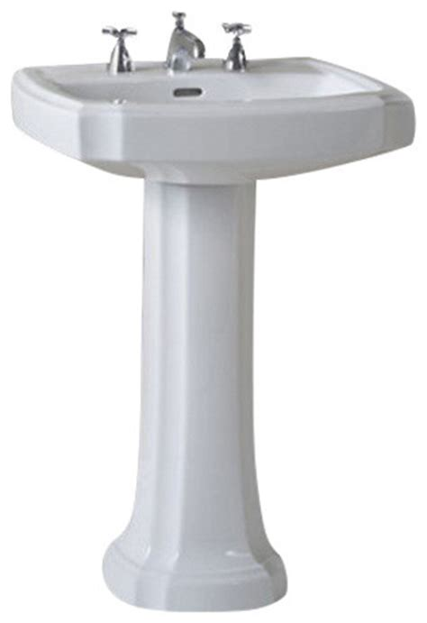 toto guinevere pedestal sink toto pt970 01 guinevere pedestal foot only in cotton