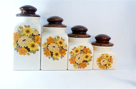 kitchen canister sets ceramic set ceramic canister kitchen canisters 4 white storage lids