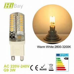 Led G4 3w : led g4 g9 e14 light bulb gu5 3 capsule lamp replace halogen 12v 240v warm cool ebay ~ Orissabook.com Haus und Dekorationen