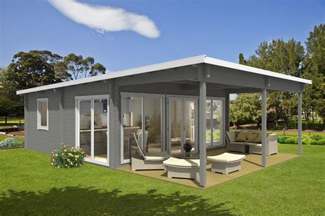 Haus Günstig Kaufen by Garten Und Freizeithaus Carroz Modern 70 Iso In 2019