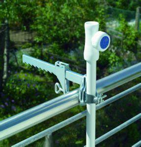 Balkongeländer Test sonnenschirm f 252 r balkongel 228 nder test vergleich 187 top 10