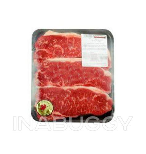 This recipe is with main ingredient. Kirkland Signature Beef Strip Loin Grilling Steak Prime ~1 ...