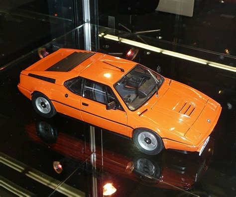 1/18 Scale Diecast Model On Display At The