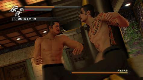 ryu ga gotoku  boss battles  hiroki awano legend
