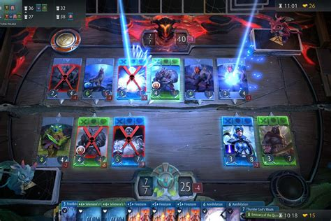 valve s next game artifact comes to steam in november polygon