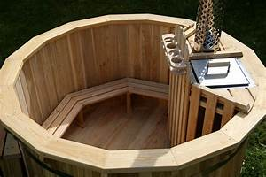 Cedar Hot Tub : wooden hot tub with internal heater lime cross ~ Sanjose-hotels-ca.com Haus und Dekorationen