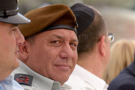 Gadi Eisenkot formally named 21st commander of IDF   The ...