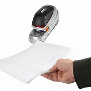 Swingline Optima 45 Electric Stapler Auto  Manual Silver