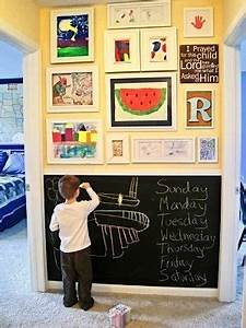 ideas to inspire budding chalkboard artists With best brand of paint for kitchen cabinets with merry christmas wall art