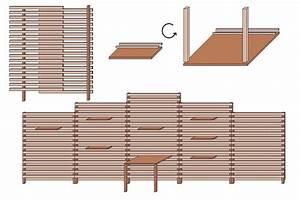 Terrasse Günstig Bauen : sichtschutz aus wpc selber bauen uw48 hitoiro ~ Michelbontemps.com Haus und Dekorationen