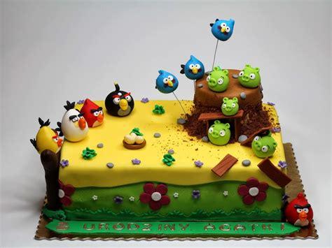 birthday cakes  chelsea  angry birds bday