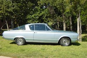 1966 Plymouth Barracuda Fastback