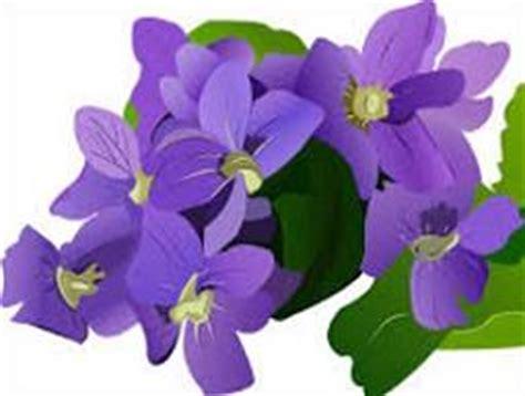 free violet clipart
