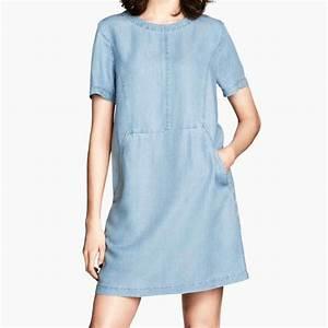 robe en jean hm pickture With robe charleston h m