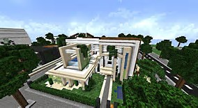 Minecraft Map Maison De Luxe – Blitz Blog