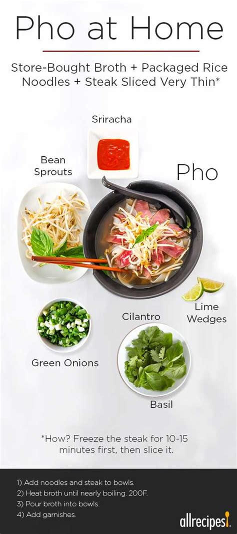 how to make simple noodles at home the easy way to make pho at home allrecipes