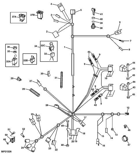Need Wiring Diagram For Deere Was Running Last