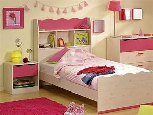 Bett Mit Nachttisch : kinderbett lotta 4 mit nachttisch 90x200cm kiefer nb pink kinderzimmer bett ebay ~ Frokenaadalensverden.com Haus und Dekorationen