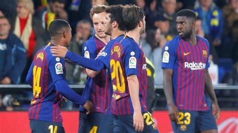 Villarreal Vs Barcelona En Vivo Tarjeta Roja - Tarjetas ...