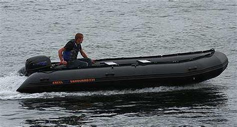 Zodiac Workboat by Excel Vanguard Xhd535 Boat Commercial Workboat