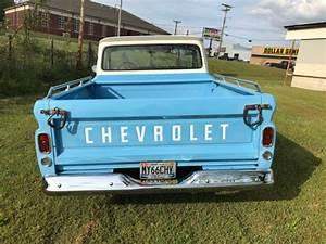 1966 Chevy C10 Custom Pickup Short Wheel Base Matching