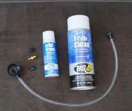 Car AC Evaporator Coil Cleaner